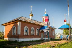 Свято-Троицком храме п. Кизнер